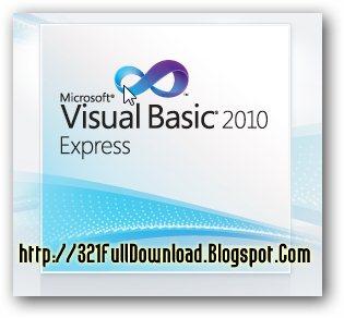 Download Visual Basic 2010 Express Full Crack