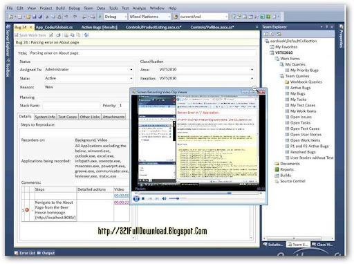 Visual Studio 2010 Express With Serial | Rockzkrishna