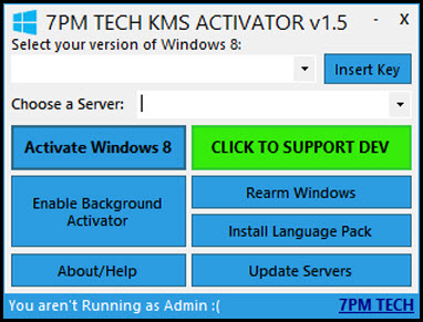 win 8 kms activator download